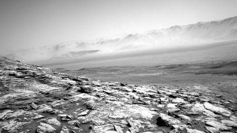 ¿Niebla en Marte? La misteriosa y bella foto del planeta rojo captada por la NASA