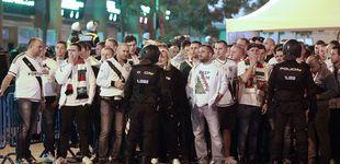 Post de Amenazas de muerte y el Legia-Madrid de juveniles, también a puerta cerrada