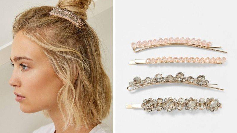 La alternativa para las que prefieren accesorios de pelo más sutiles. (Cortesía)