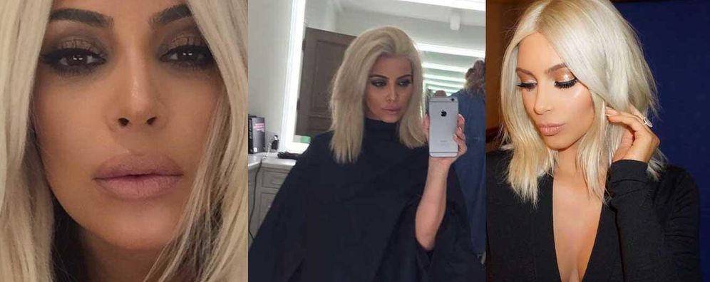 Foto: El secreto de Kim Kardashian para estar perfecta en sus 'selfies'