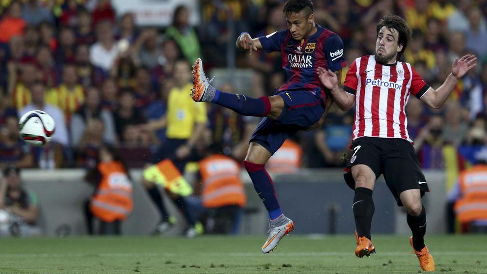 Luis Enrique da vía libre al 'jogo bonito' de Neymar para domar al Athletic