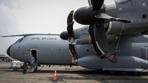 Airbus pierde 1.400M por la corrupción y por el fiasco en exportar el A400M