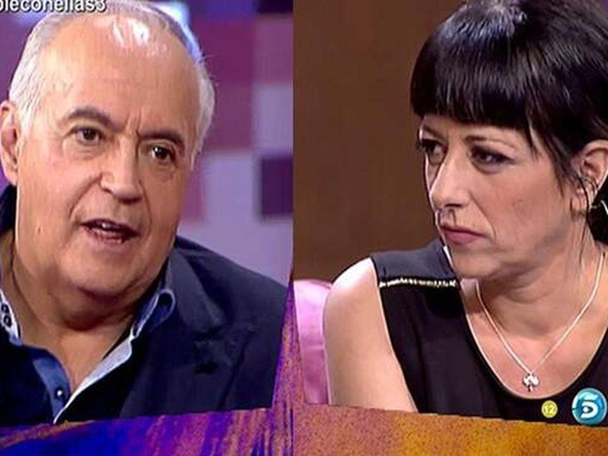 Foto: José Luis Moreno y Yolanda Ramos. (Mediaset España)