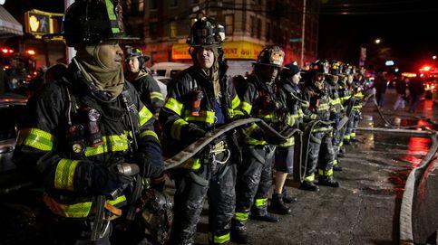 Nueva York sufre el peor incendio en 25 años: al menos 12 muertos, entre ellos un bebé
