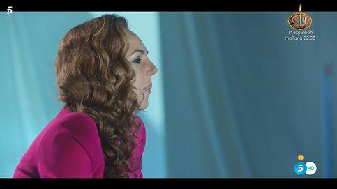 Rocío Carrasco irrumpe en directo y paraliza su propia docuserie: se sentará en plató