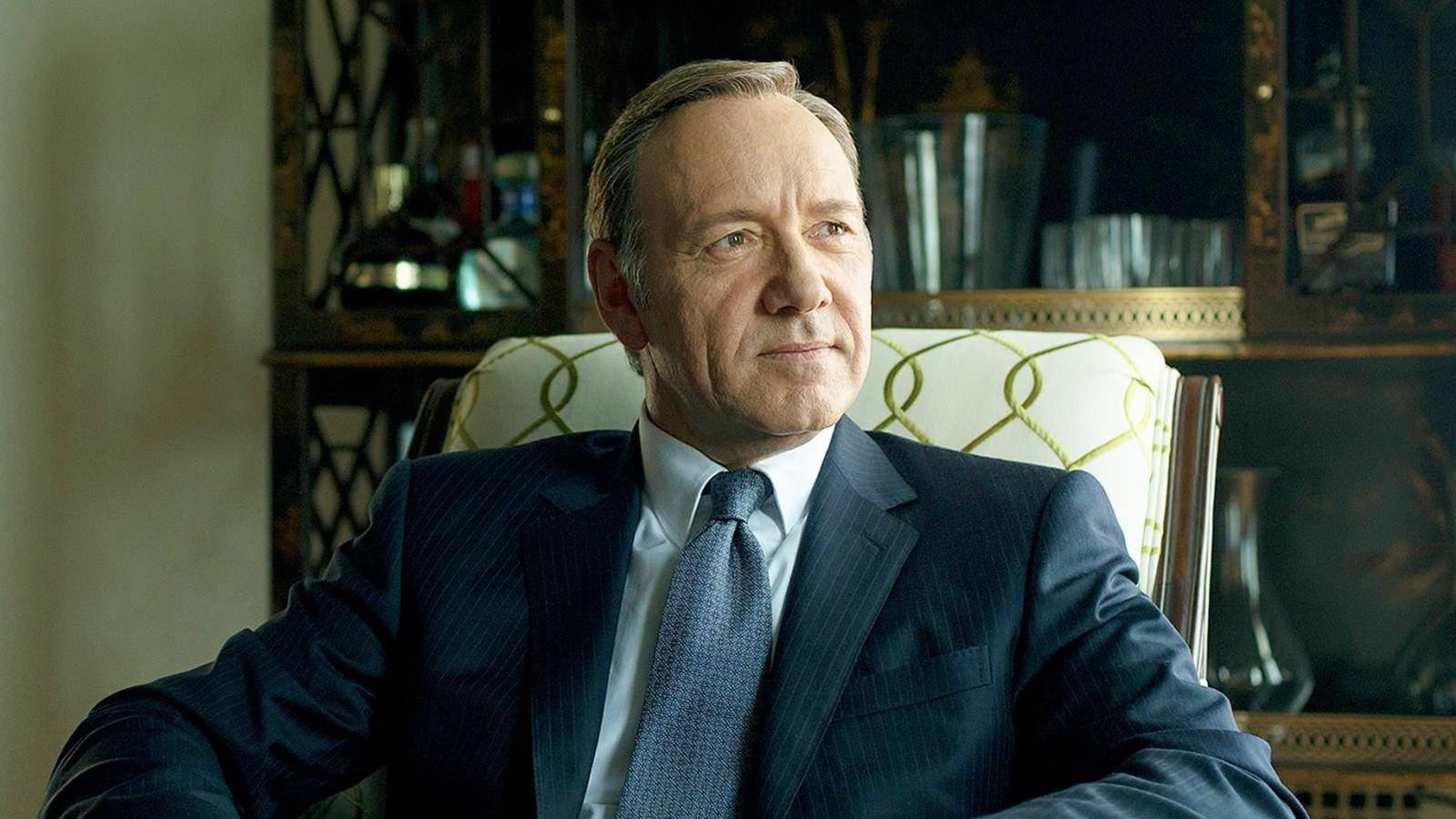 Foto: El actor Kevin spacey en una imagen de 'House of Cards'.