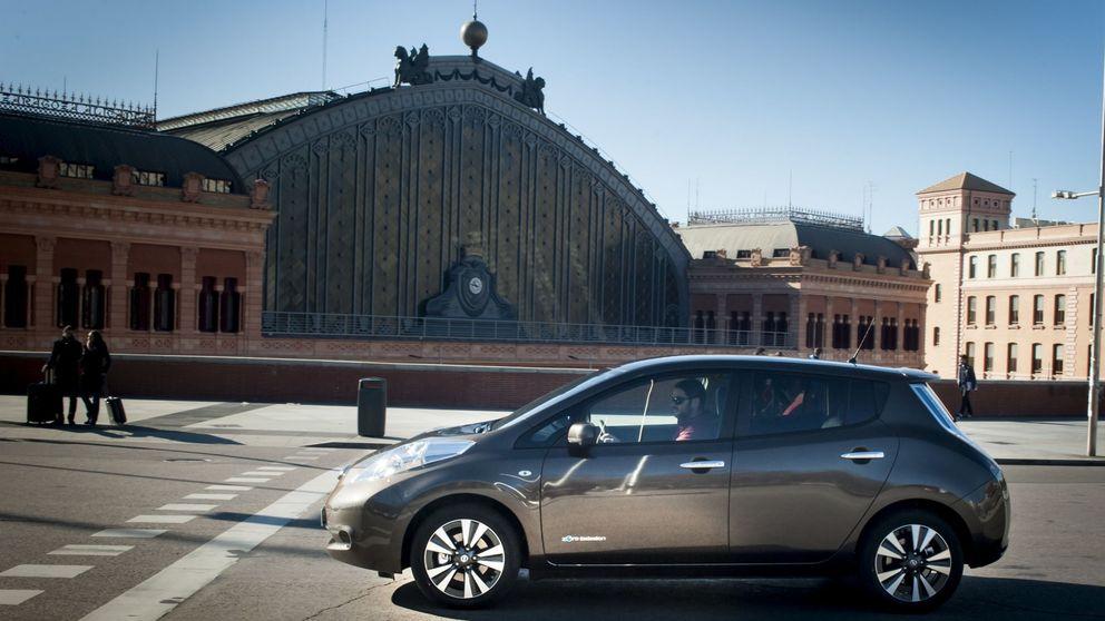 Nissan quiere facilitar el uso del automóvil eléctrico en España