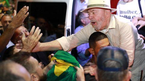 El juez ordena el ingreso inmediato en prisión de Lula da Silva