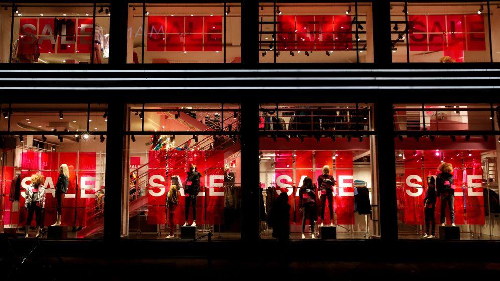 Foto: H&M facturó un 2% más en España en 2018. (Reuters)