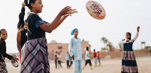 Post de Lo que aprendí dando patadas a un balón de rugby en el desierto de Marruecos