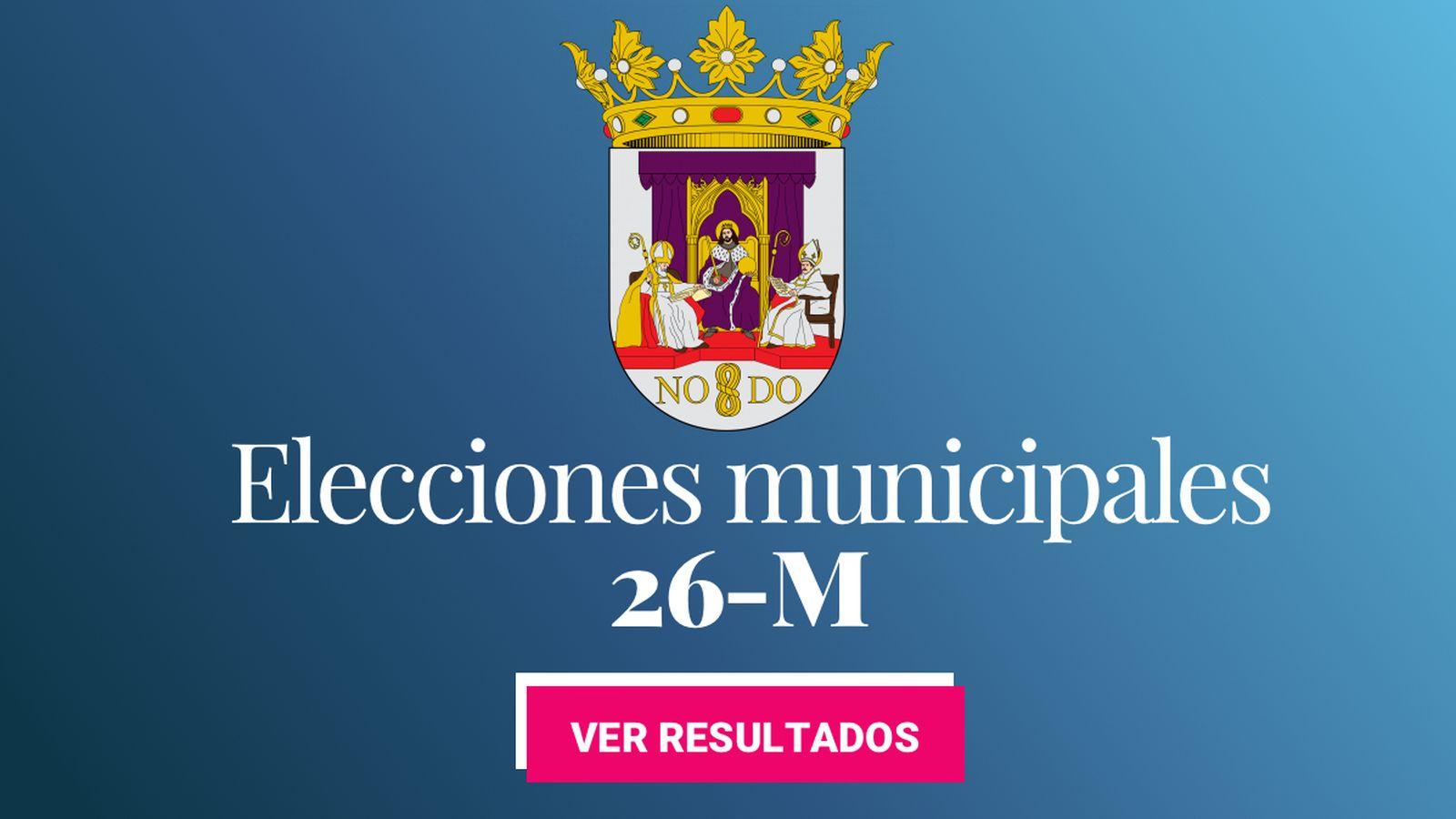 Foto: Elecciones municipales 2019 en Sevilla. (C.C./EC)