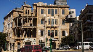 La Casa Amarilla: el inmueble de las cicatrices de la guerra civil del Líbano