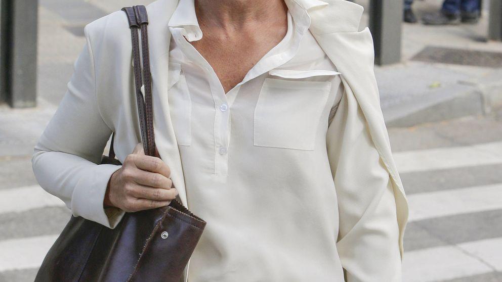Ana Duato asegura estar tranquila tras declarar ante la Audiencia Nacional