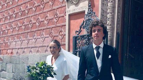 El vestido de la novia, el menú y la gran ausencia: los detalles de la gran boda del pasado fin de semana