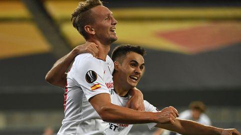El Sevilla de Lopetegui y Bono salva el orgullo del fútbol español en Europa
