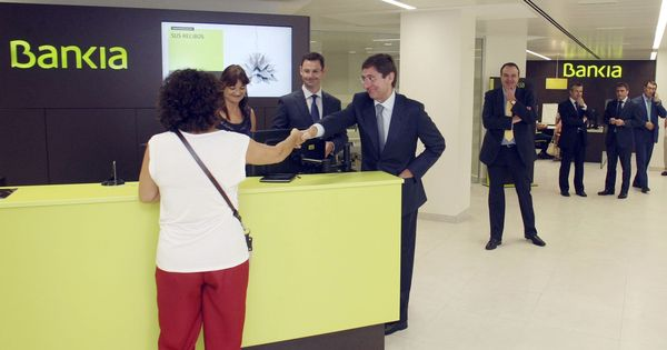 Noticias de bankia bankia cerrar 99 oficinas en 2018 en for Bankia oficina de internet