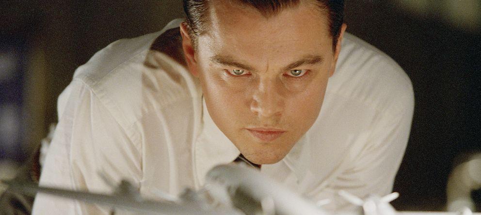 Foto: Leonardo DiCaprio en un fotograma de 'El Aviador' (Gtres)