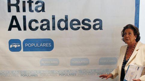 """Rita Barberá, tras conocer los resultados en Valencia: """"¡Qué hostia!...¡Qué hostia!"""""""