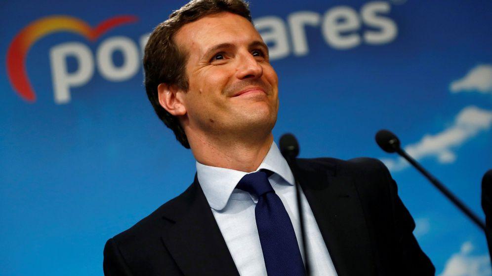 Foto: El presidente del Partido Popular, Pablo Casado. (Reuters)