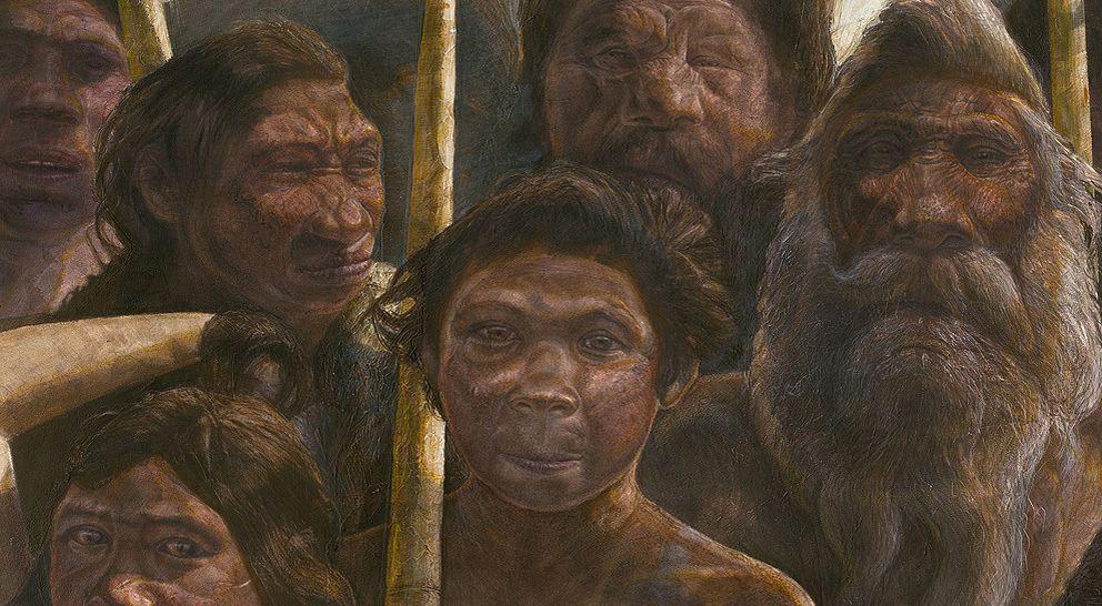 Foto: El mayor congreso mundial de prehistoria se celebra en casa de los primeros europeos