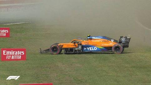 Esto no es Monza: A McLaren se le atraganta Mugello con el peor viernes de 2020