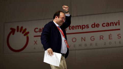 PSOE-PSC, otro puente que se desmorona