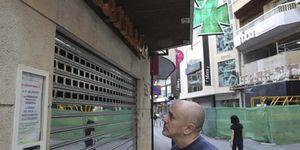 La mayoría de las farmacias secundan la huelga en Castilla-La Mancha