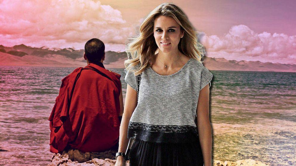 La novia española de Richard Gere se lleva el budismo de compras