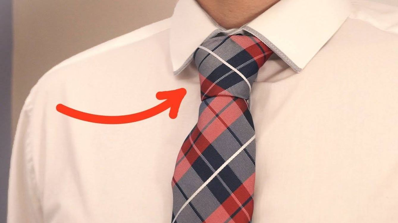 La mejor manera de hacerte el nudo de la corbata