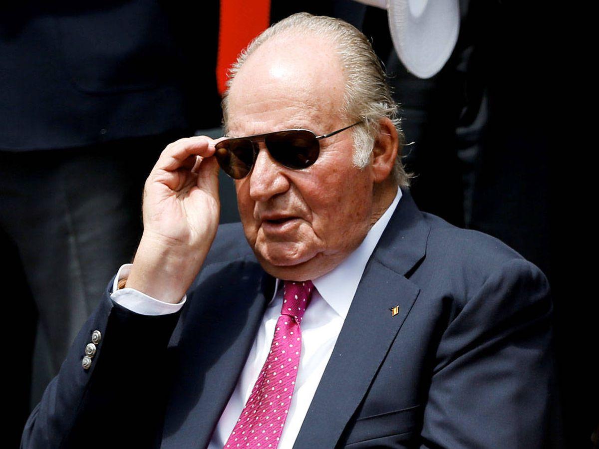Foto: El rey Juan Carlos I. (Reuters)