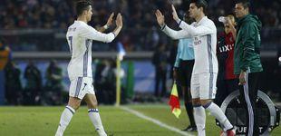 Post de La espantada de Cristiano Ronaldo bloquea la salida de Morata al United