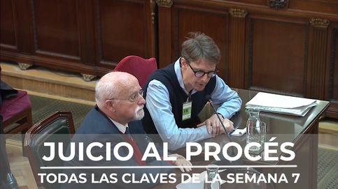 Resumen de la séptima semana del juicio del procés: de los observadores de Diplocat al tal Tácito