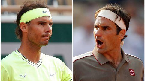 Rafa Nadal - Roger Federer: horario y dónde ver en TV y 'online' Roland Garros