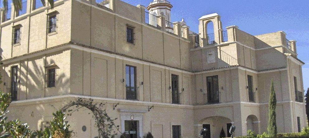 Foto: Sede de la Fundación Forja XXI, en la antigua Hacienda Su Eminencia. (forjaxxi.org)