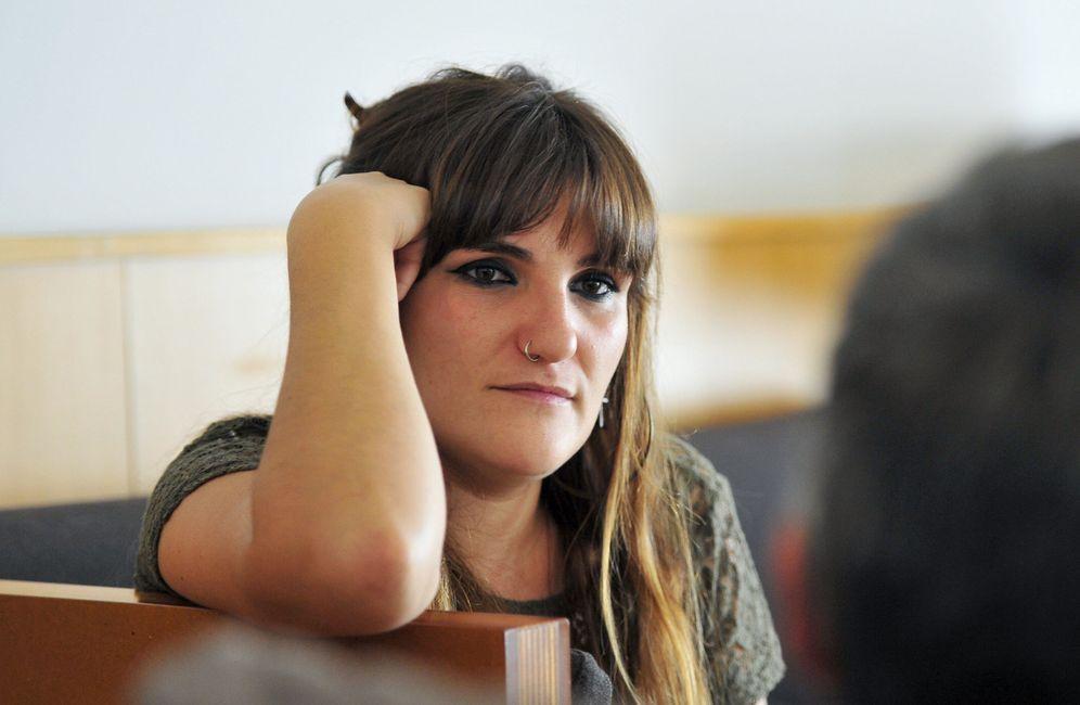 Foto: La cantautora Rozalén. (EFE)