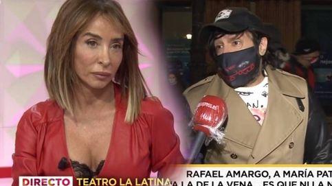 Guerra abierta entre Rafael Amargo y María Patiño en 'Socialité'