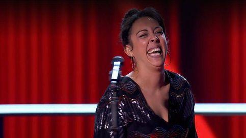 El contratiempo de una concursante de 'La voz' antes de empezar su actuación