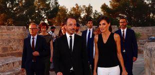 Post de La reina Letizia disfruta en Mallorca de su pasión por el cine, en blanco y negro