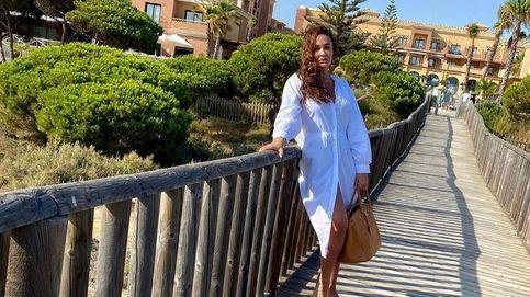 Vicky Martín Berrocal, amor y lujo en Punta Umbría: todo incluido junto al mar
