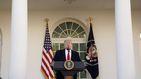 Trump anuncia un acuerdo provisional para reabrir la Administración federal