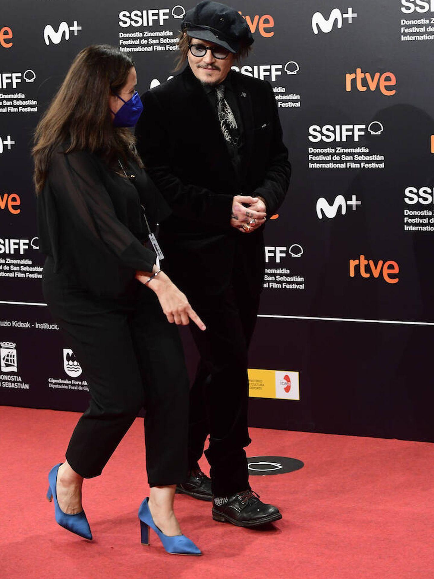 El Premio Donostia sigue las indicaciones de los organizadores. (Limited Pictures)