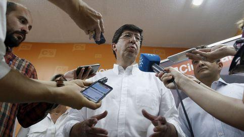 C's planta una reforma del Estatuto mientras Susana Díaz está de primarias