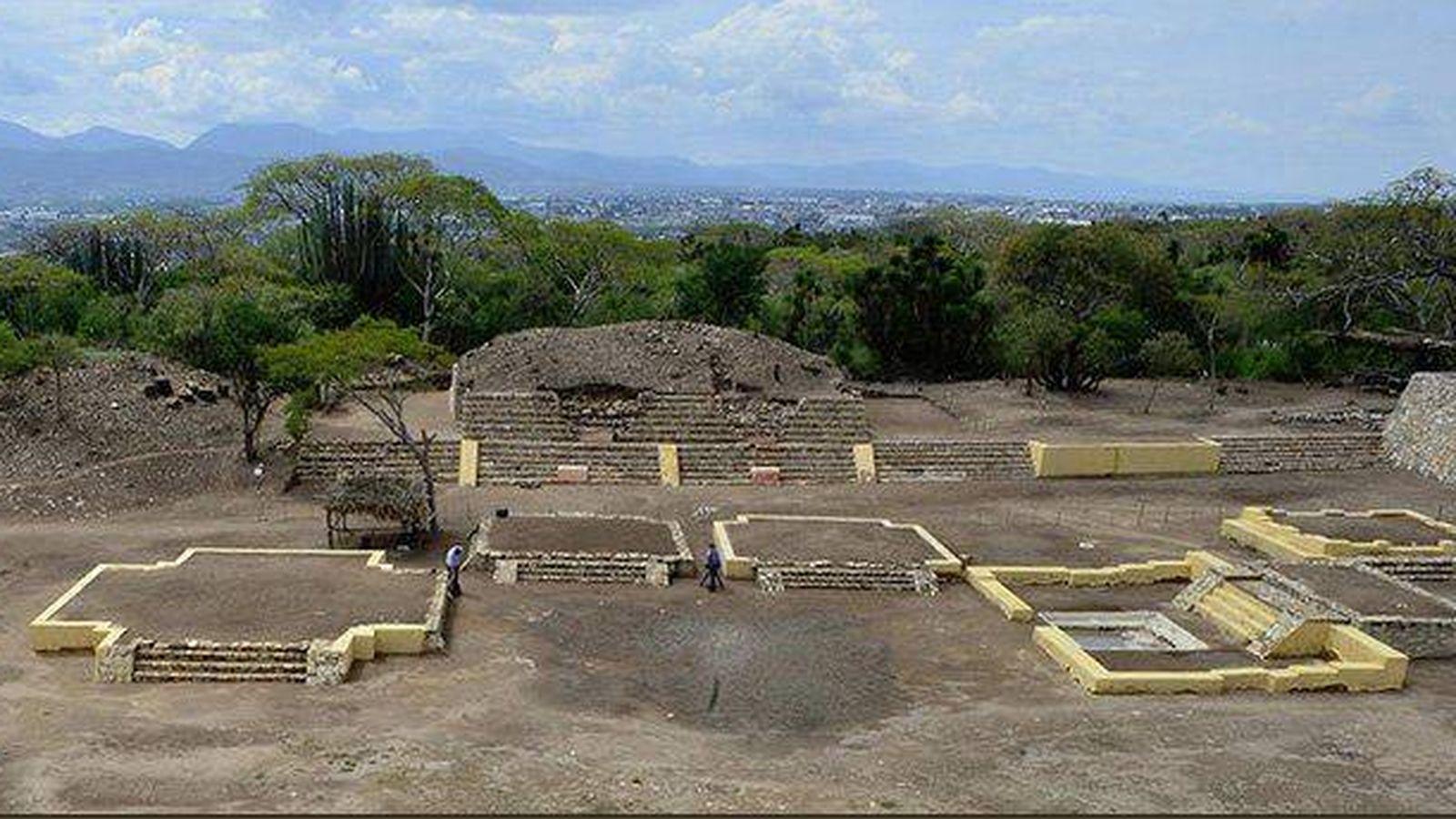 Foto: Foto: Instituto Nacional de Antropología e Historia de México.