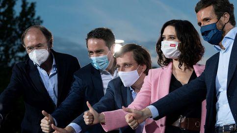 Casado deberá elegir entre Ayuso y Egea para decidir el futuro del PP de Madrid