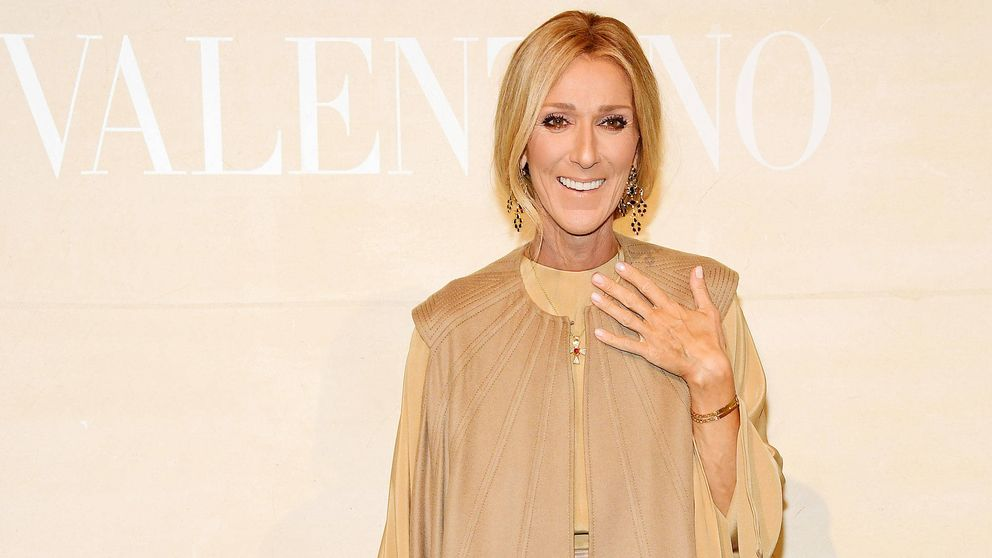 Céline Dion y su despliegue de extravagancia en París