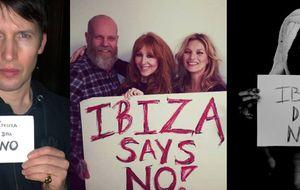Paz Vega se desnuda contra las prospecciones petrolíferas en Ibiza