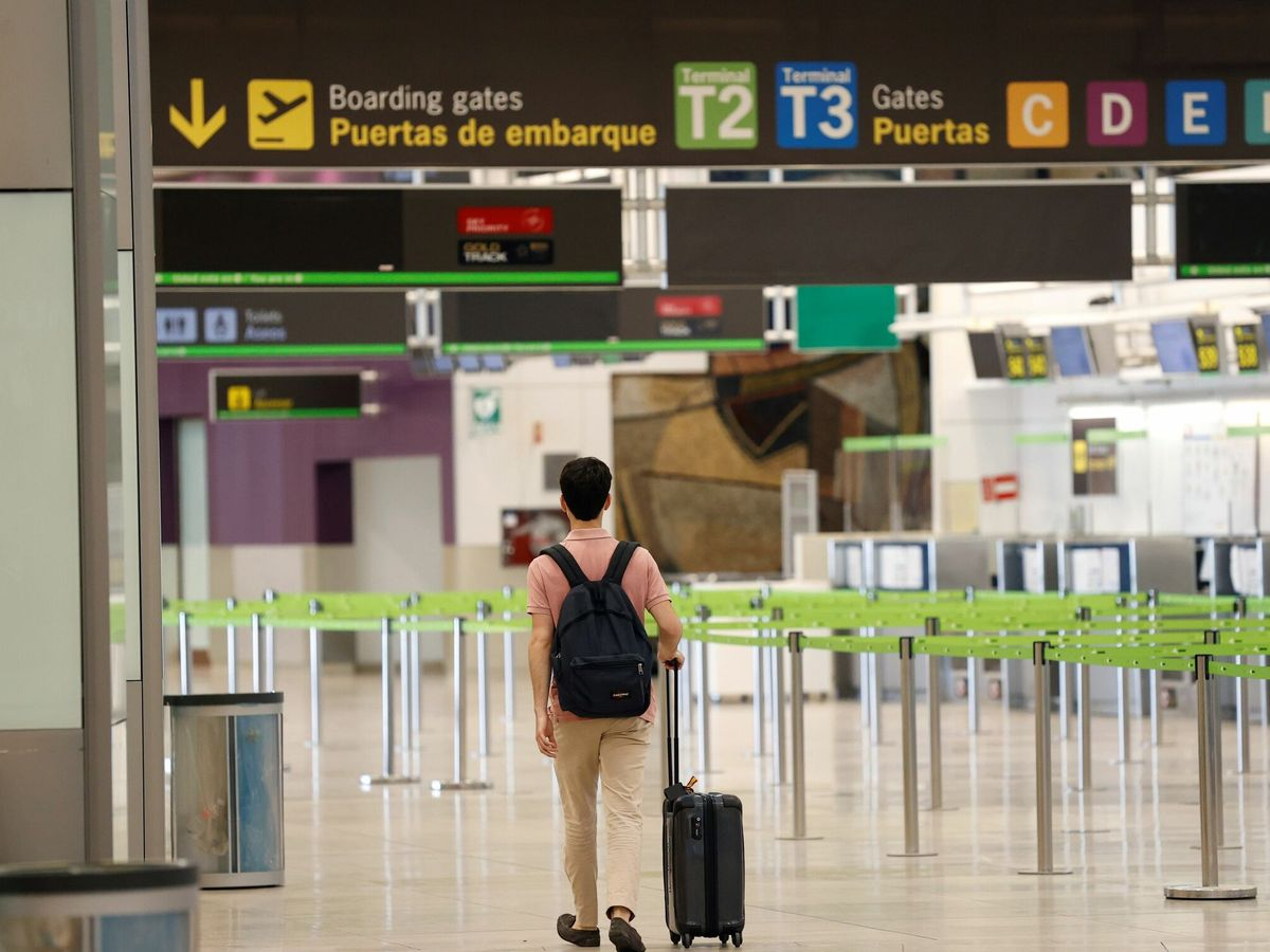 Foto: Aeropuerto Adolfo Suárez Madrid-Barajas. (EFE)