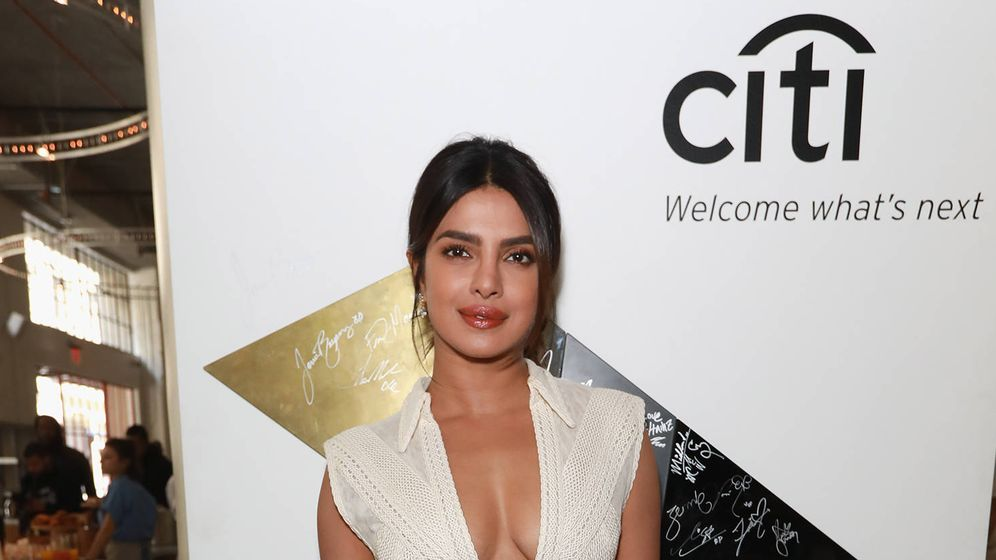 Foto: Priyanka Chopra. (Getty)