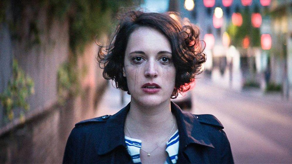 Foto: Phoebe Waller Bridge, protagonista y creadora de 'Fleabag'.