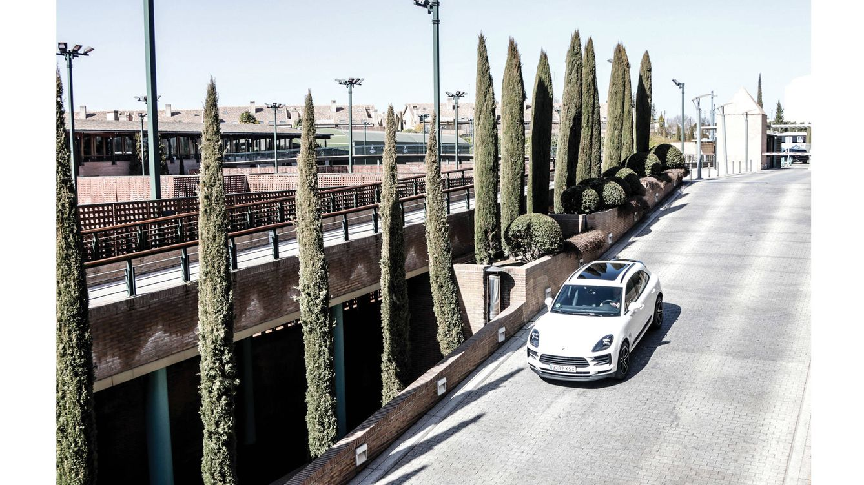 Foto: Para elaborar este reportaje, la redacción de Gentleman ha probado el nuevo Porsche Macan Spirit en diversos ambientes. (Foto: Beatriz Mercader)
